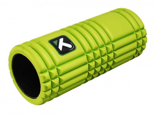 Roller grid zielony poziomo