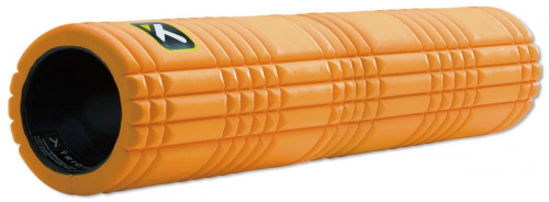 Roller Grid 2.0 pomarańczowy poziomo