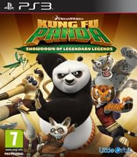 Kung Fu Panda Showdown of Legendary Legends ( 2015) PS3 - ACCiDENT