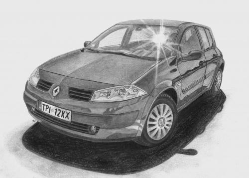 Renault Megane II 1.6 16V
