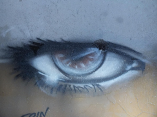 Malowane oko :)