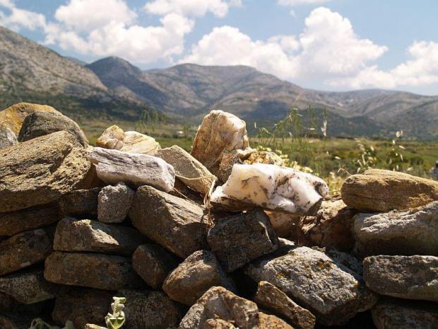 Naxos. Góry.#góry#widoki#Grecja