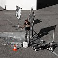Sztukmistrz sprzed Centrum Pompidou #ludzie #Paryż #Francja