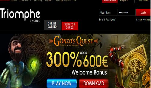 Casino Triomphe 300% bonus do 600€ 1acc60d63901ce20med