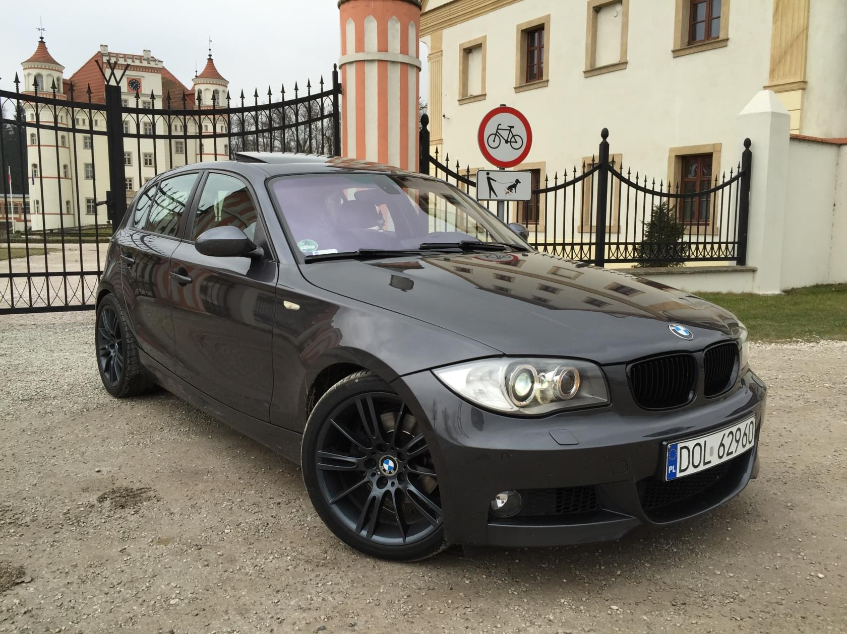 bmw sport zobacz temat kimboax bmw e87 130d swap. Black Bedroom Furniture Sets. Home Design Ideas