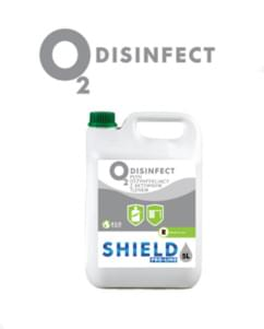 O2 DISINFECT
