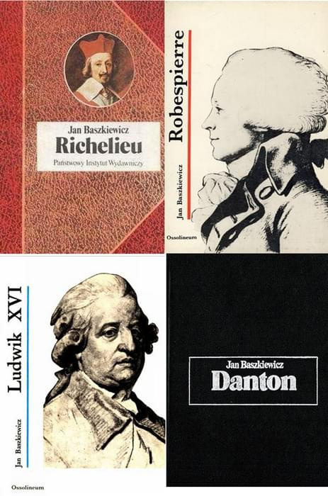 Jan Baszkiewicz 4 audiobooki [Audiobook PL]