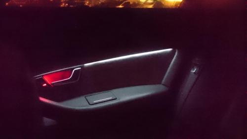 Audi A8 Klub Polska D3 All Wewnętrzny Pakiet Oświetlenia