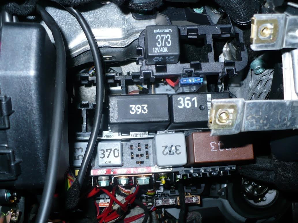 Allroad Przekaźnik Pompy Kompresora Zawieszenia C5 1997 2004