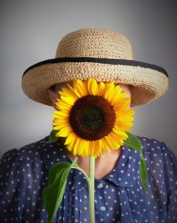 ...ze słonecznikiem